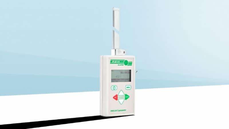 Medición de radiación PAR y estimación del LAI en cubiertas vegetales con el Ceptómetro ACCUPAR LP-80