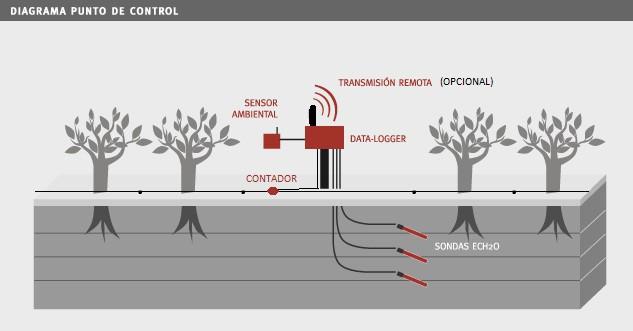 Monitorizacion humedad de suelo