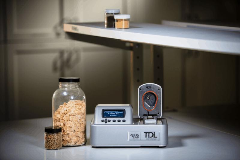 Medidor de Actividad de Agua AQUALAB TDL