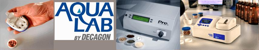 mesuradors aw AquaLab