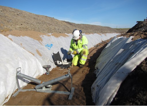 ensayo conductividad resistividad termica cables enterrados