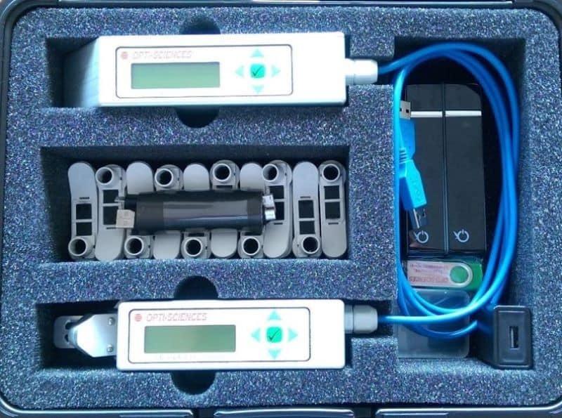 fluorometro compacto plant stress kit