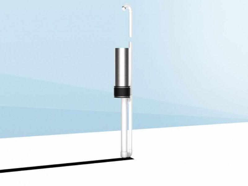 lisímetro de succión pasiva g3 medir flujo drenaje suelo