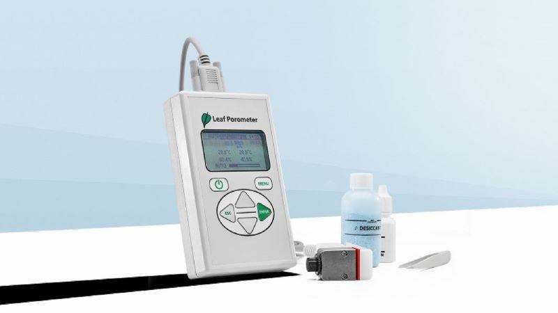 porometro sc 1 para medir conductancia estomatica