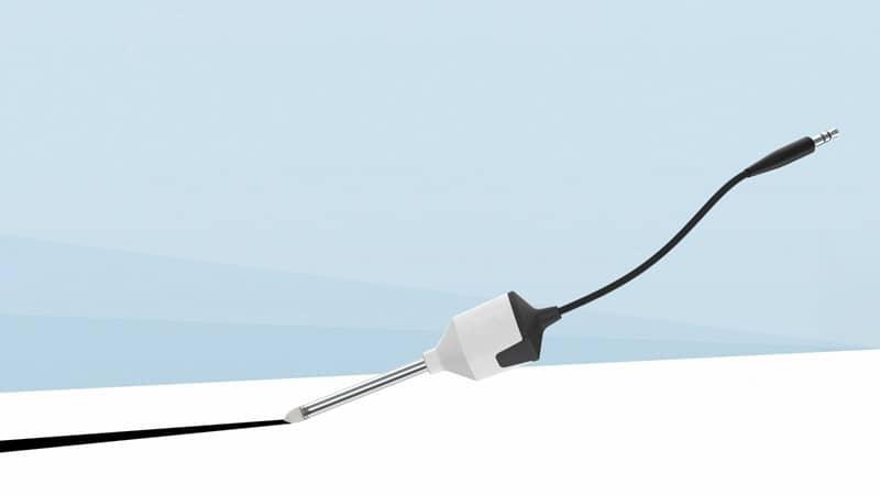 Tensiómetro Electrónico de precisión para laboratorio TEROS 31 1